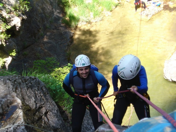 Day trips for Canyoning