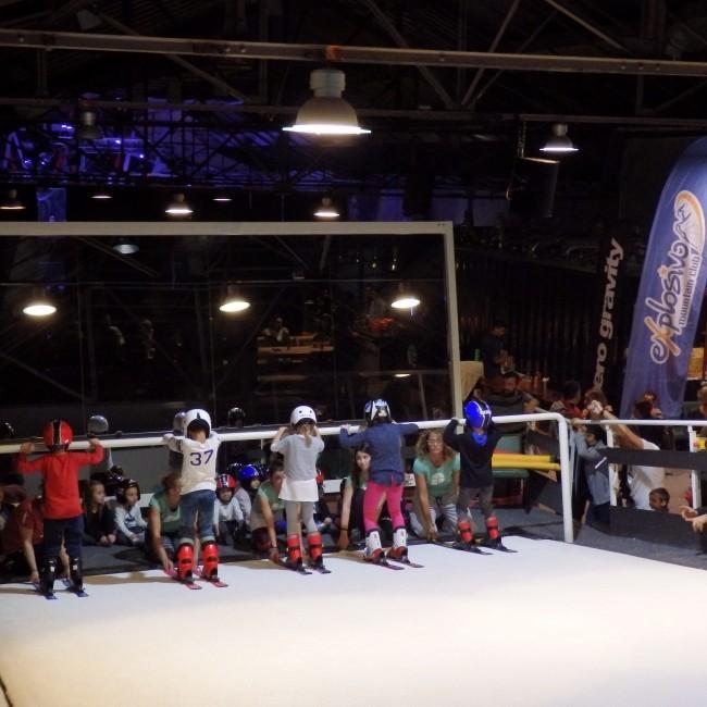 Indoor Ski για παιδιά από 7 ετών