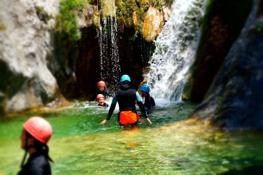 Canyoning Araplakos (4)