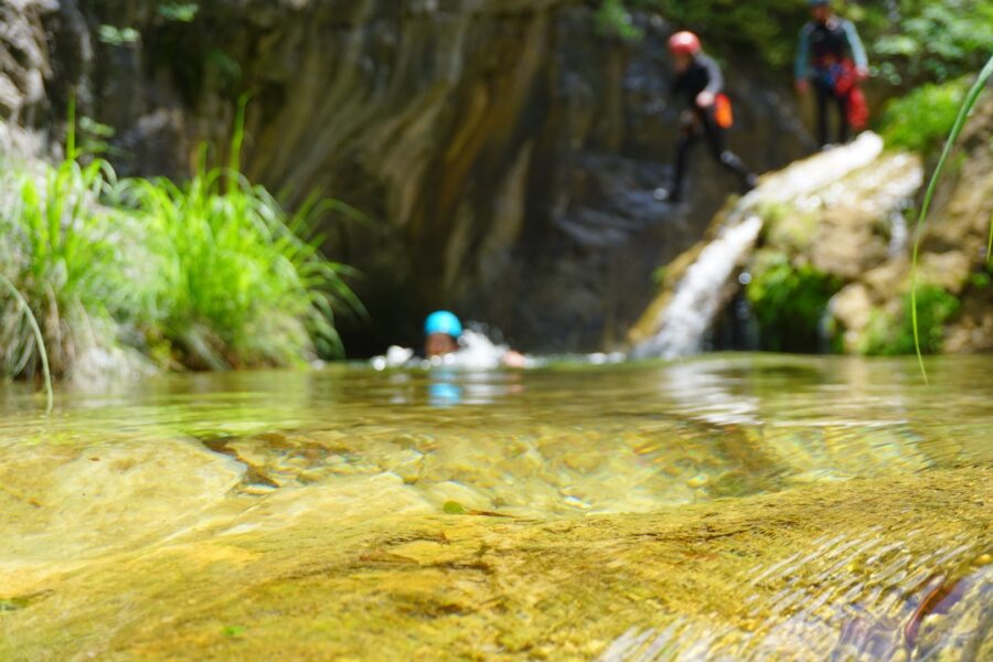 Canyoning Araplakos (6)