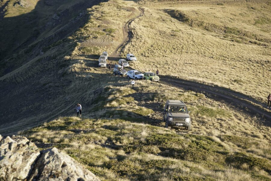 Explosivo Jeep Safari 1
