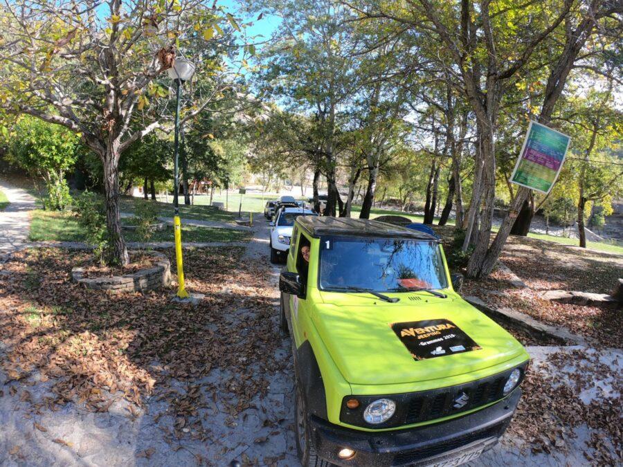 Explosivo Jeep Safari 6